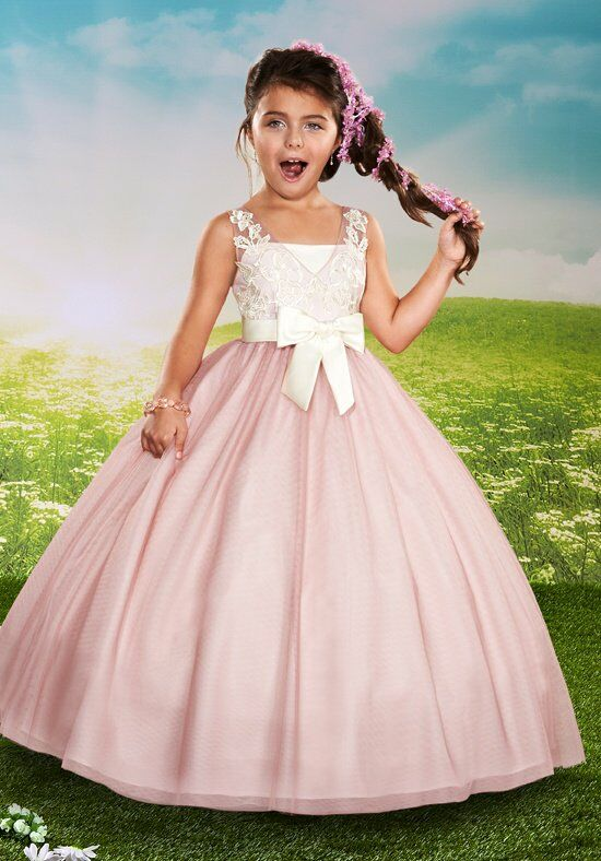 Cupids by Mary's F436 Flower Girl Dress