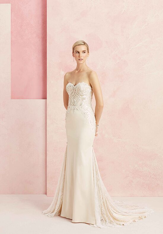 Beloved by Casablanca Bridal BL224 Confidence Sheath Wedding Dress