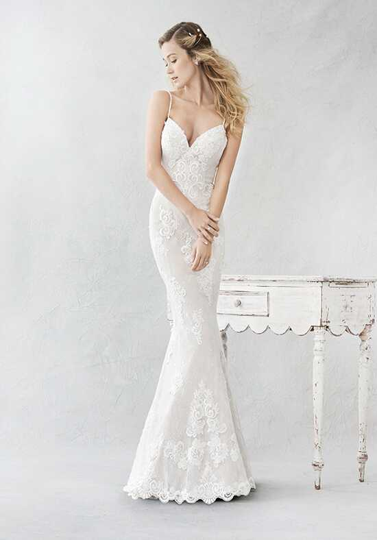 Kenneth Winston: Ella Rosa Collection BE380 Wedding Dress photo