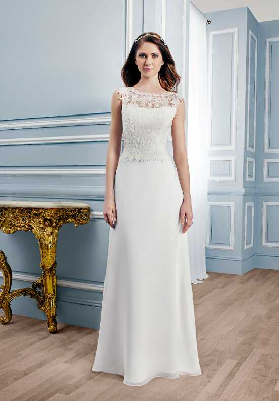 Moonlight Tango T749 A-Line Wedding Dress