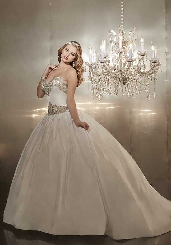 Christina Wu Brides Style 15570 Ball Gown Wedding Dress