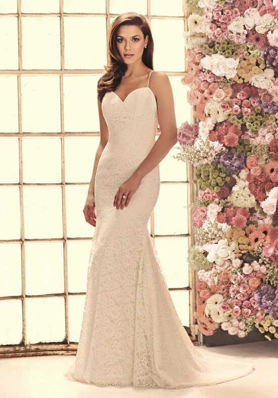 Mikaella 1911 Sheath Wedding Dress