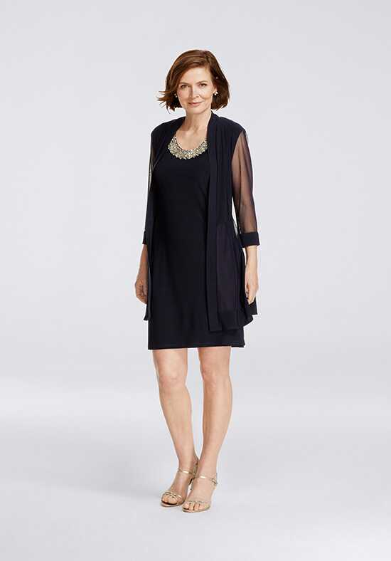 David's Bridal Mother of the Bride David's Bridal Style 8442 Black Mother Of The Bride Dress