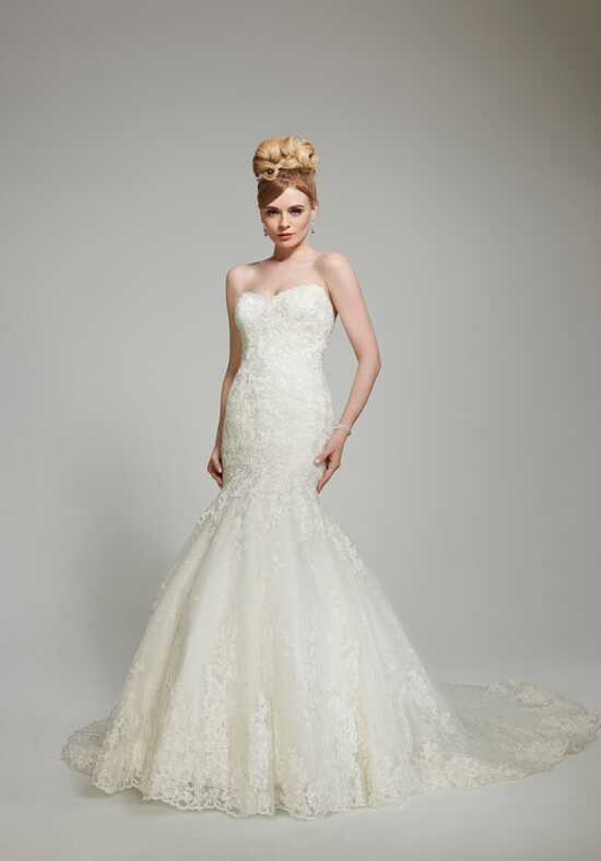Matty by Matthew Christopher Raquel Mermaid Wedding Dress