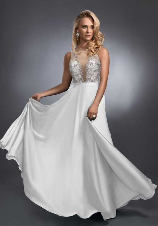 Wedding by Mary's Bridal 2659 A-Line Wedding Dress