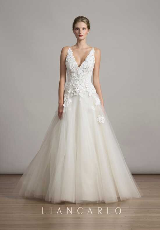 LIANCARLO 6876 Ball Gown Wedding Dress