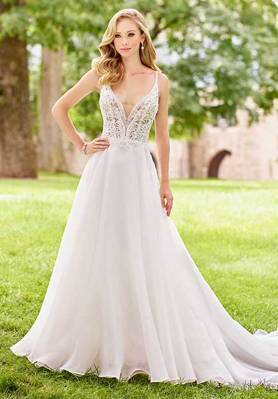 Enchanting by Mon Cheri 118137 A-Line Wedding Dress