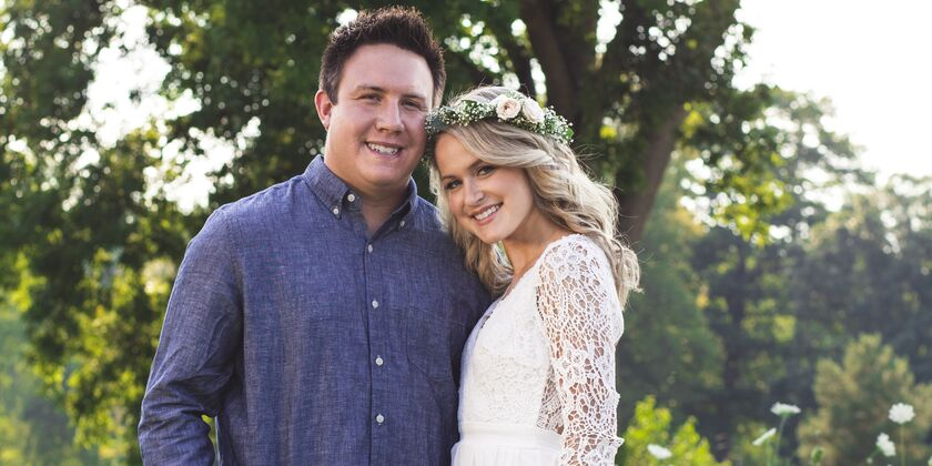 Morgan Fleck And Tyler Winns Wedding Website