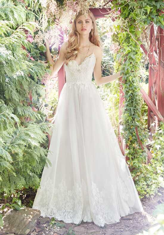 Alvina Valenta 9652 A-Line Wedding Dress