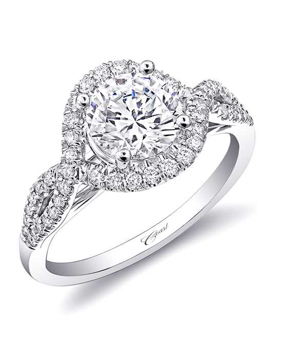 Coast Diamond LC5449 Engagement Ring photo