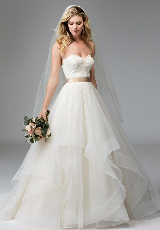 Wtoo Brides Rowena 17713 Ball Gown Wedding Dress