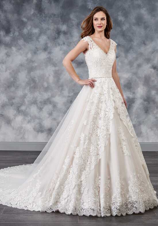 Mary's Bridal Couture d'Amour MB4037 Ball Gown Wedding Dress
