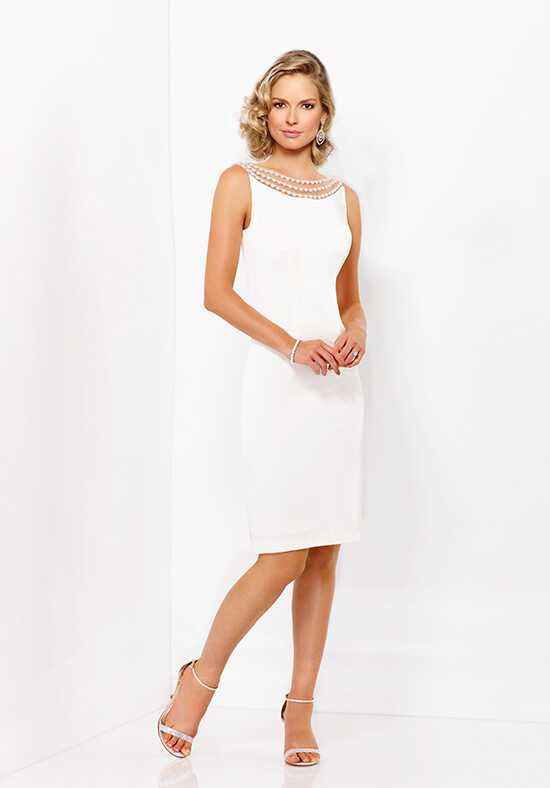 Social Occasions by Mon Cheri 116833 Ivory Mother Of The Bride Dress