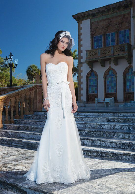 Sincerity Bridal 3850 Mermaid Wedding Dress