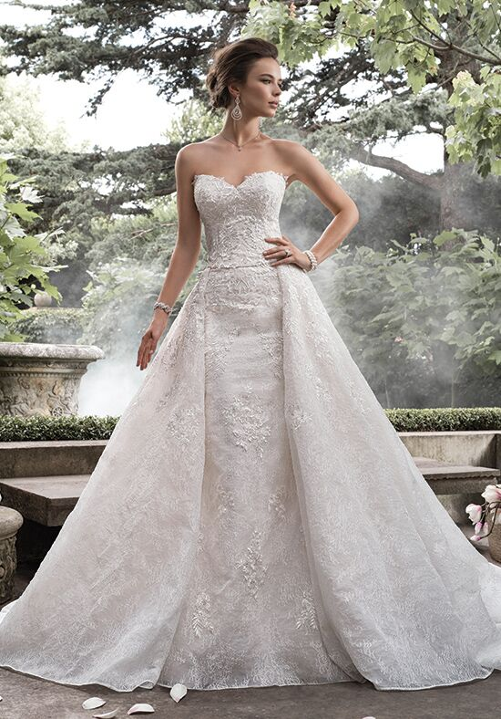 Sophia Tolli Y21764 Gemini A-Line Wedding Dress
