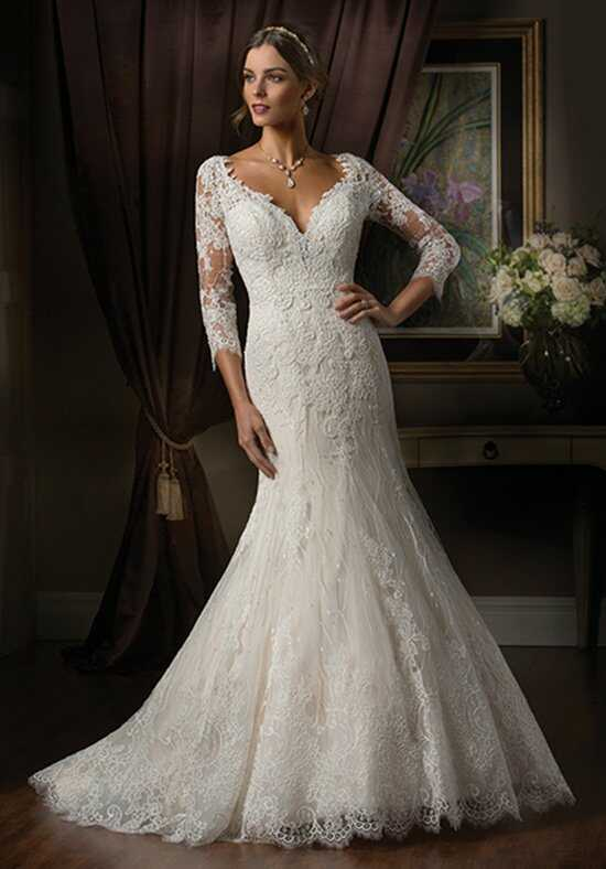 Jasmine Couture T172002 Mermaid Wedding Dress
