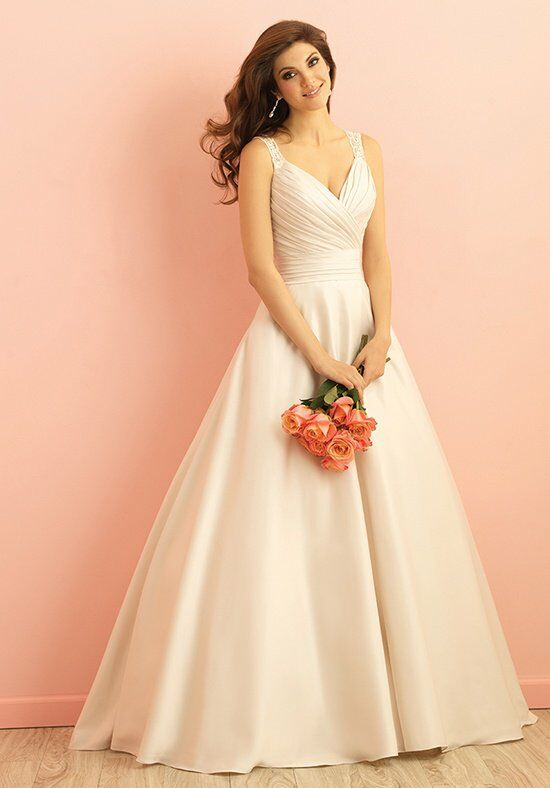Allure Romance 2865 A-Line Wedding Dress