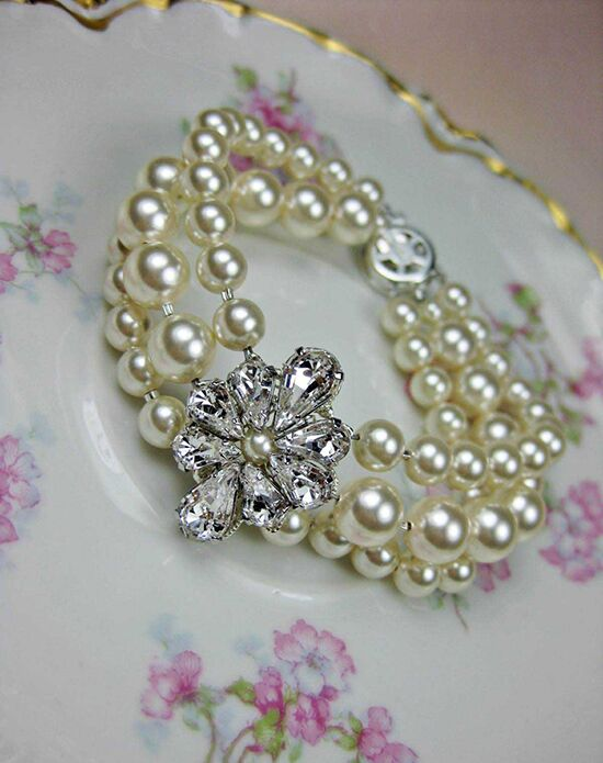 Everything Angelic Carmen Bracelet - b184 Wedding Bracelet photo