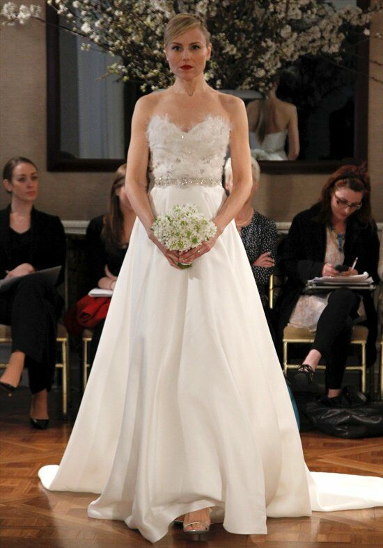 Romona Keveza Collection RK202 Ball Gown Wedding Dress