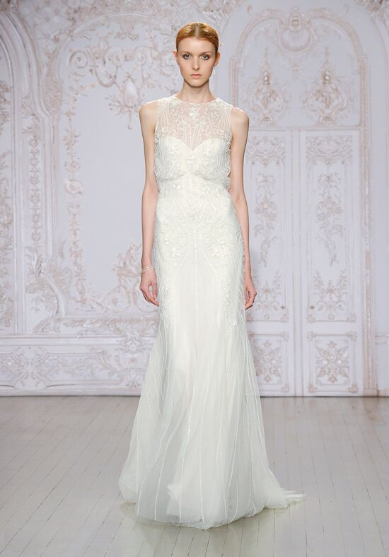 Monique Lhuillier Timeless Wedding Dress - The Knot