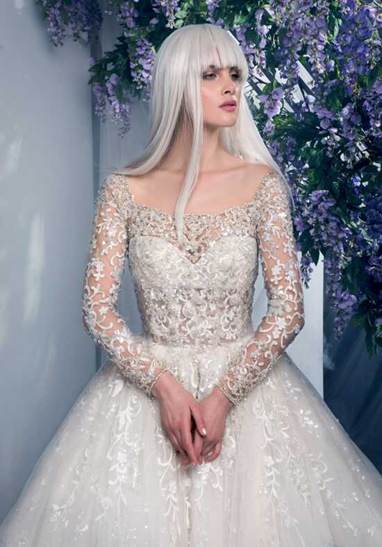 Ysa Makino KYM173 Ball Gown Wedding Dress