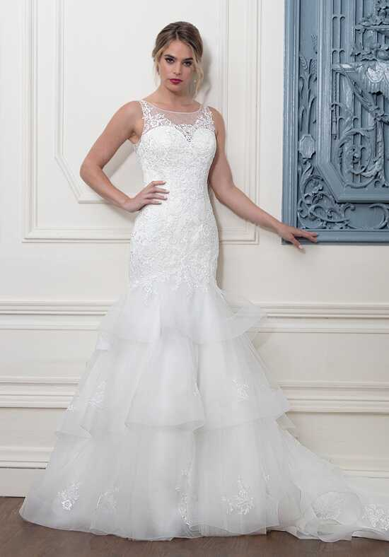 Mary's Bridal MB3007 Mermaid Wedding Dress