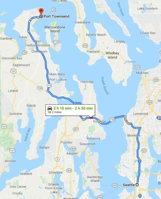 edmonds to port angeles ferry schedule