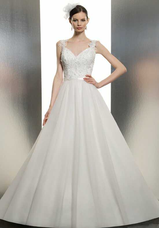 Moonlight Tango T634 A-Line Wedding Dress