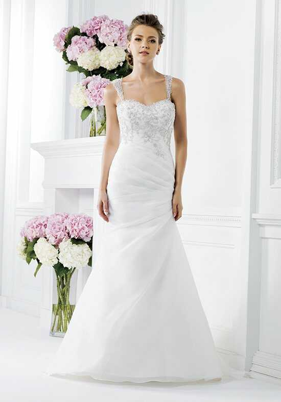 Jasmine Collection F161002 Mermaid Wedding Dress