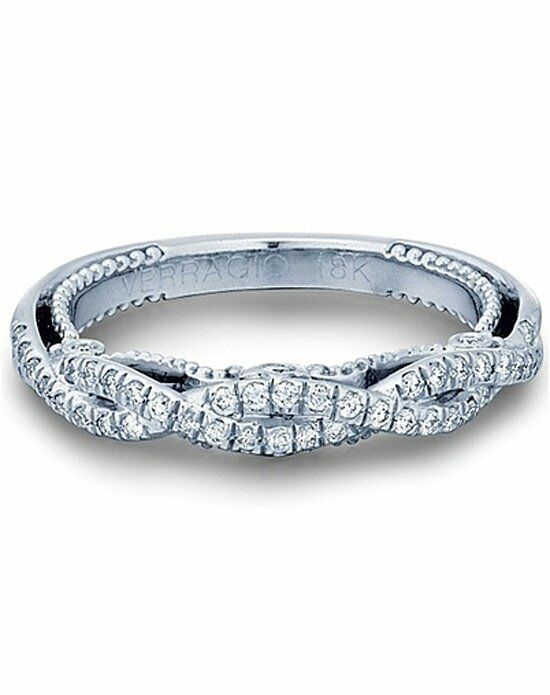 Since1910 INS-7074W White Gold Wedding Ring