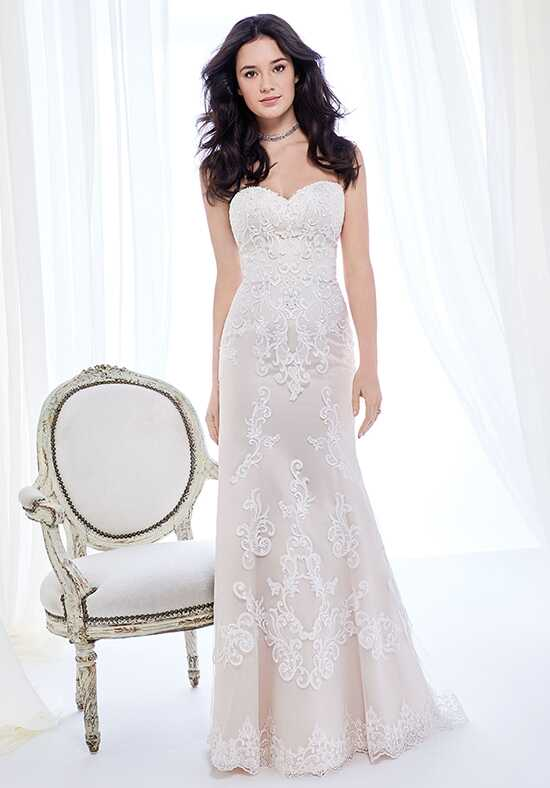 Kenneth Winston: Ella Rosa Collection BE413 A-Line Wedding Dress