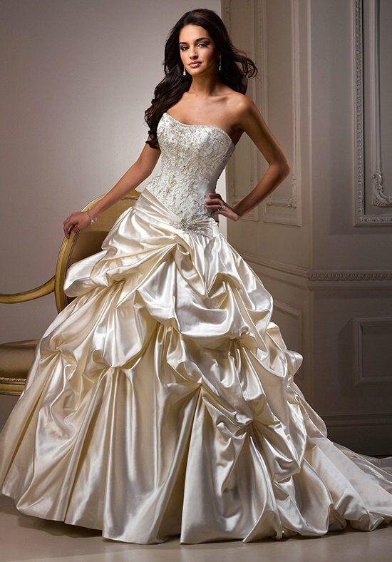 Maggie Sottero Priscilla Wedding Dress - The Knot