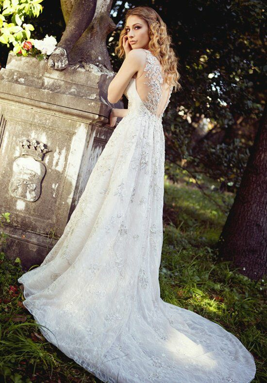 Ysa Makino KYM54 A-Line Wedding Dress