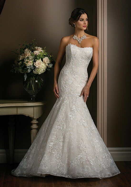 Jasmine Couture T172019 Mermaid Wedding Dress