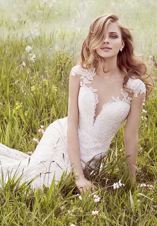 Jim Hjelm 8662 A-Line Wedding Dress