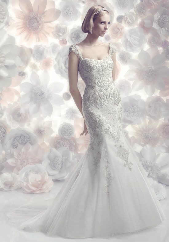 Amaré Couture B092 Mermaid Wedding Dress