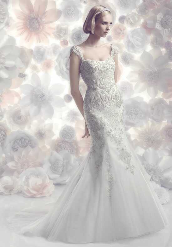 Amaré Couture by Crystal Richard B092 Mermaid Wedding Dress