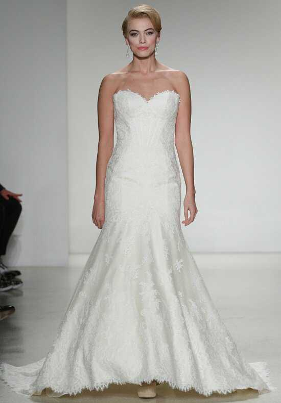 Matthew Christopher Cosette A-Line Wedding Dress