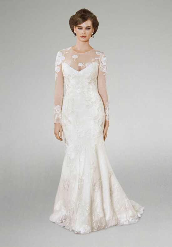 Matthew Christopher Kelli Mermaid Wedding Dress