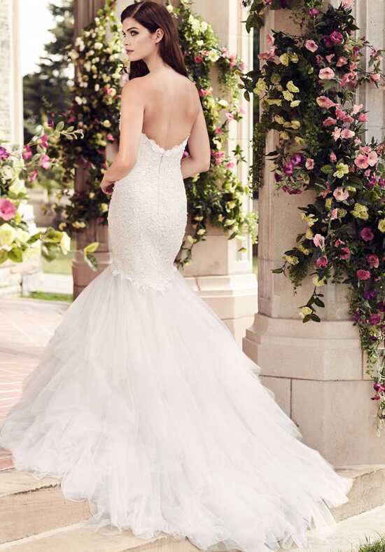 Paloma Blanca 4725 Mermaid Wedding Dress