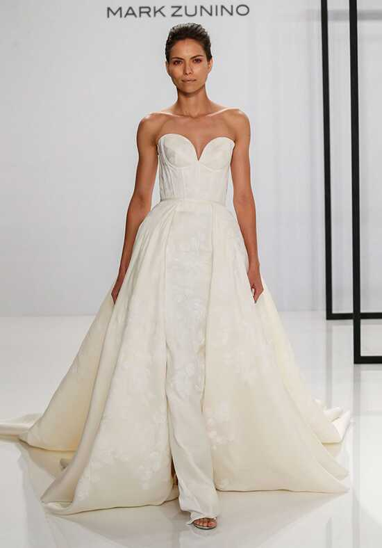 Mark Zunino for Kleinfeld 184 Ball Gown Wedding Dress