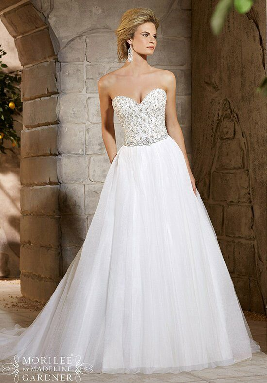 Morilee by Madeline Gardner 2775 A-Line Wedding Dress