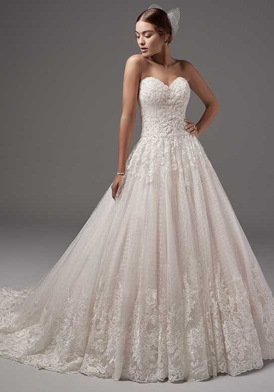 Sottero and Midgley Jewel Ball Gown Wedding Dress