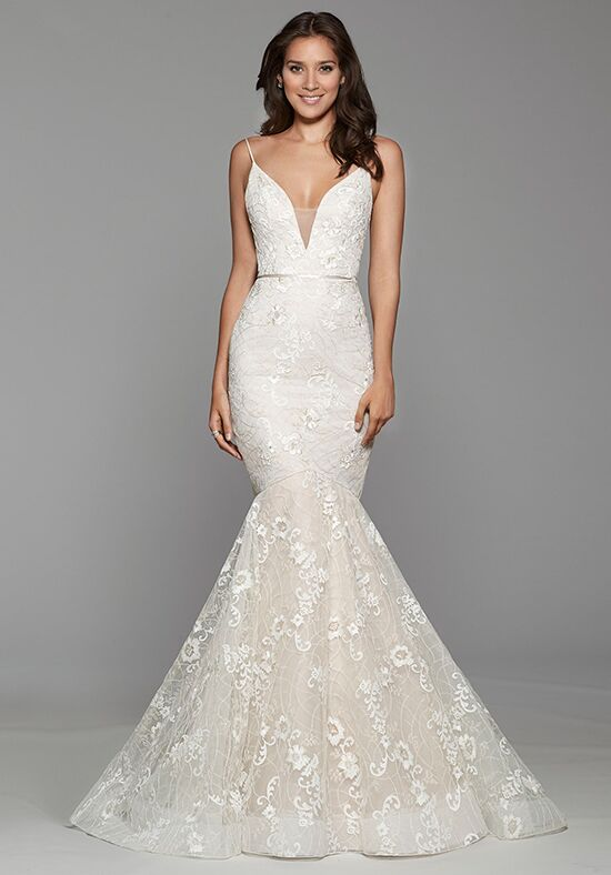 Tara Keely by Lazaro 2751 Mermaid Wedding Dress