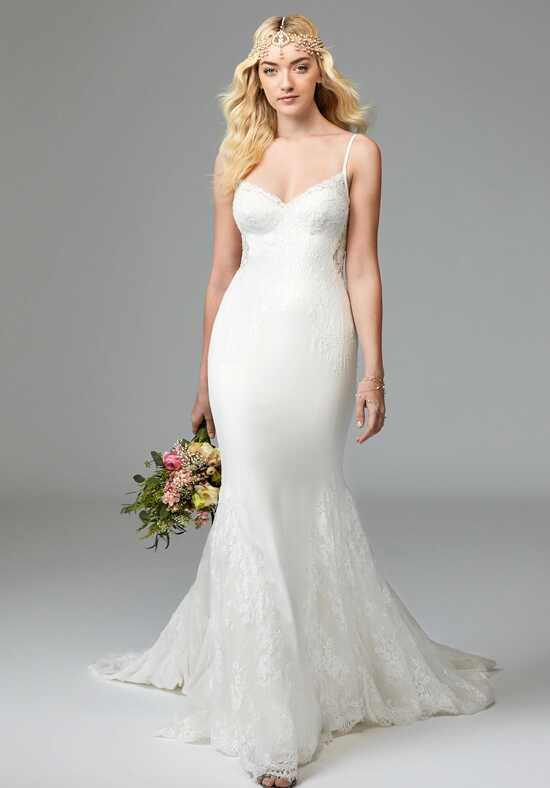 Willowby by Watters Miriam 57401 Mermaid Wedding Dress