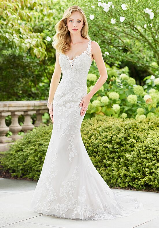 Enchanting by Mon Cheri 118132 Mermaid Wedding Dress