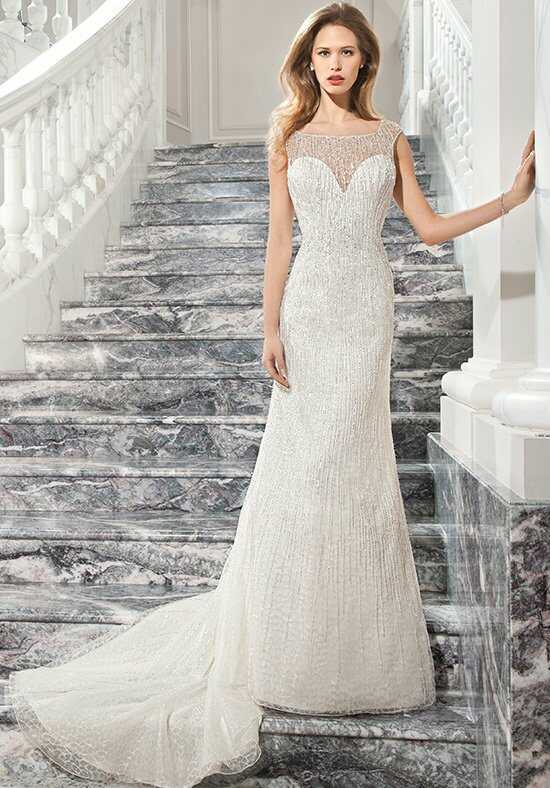 Demetrios C222 A-Line Wedding Dress