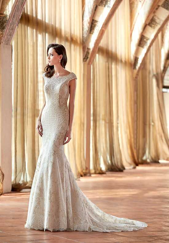 Eddy K CT176 Mermaid Wedding Dress