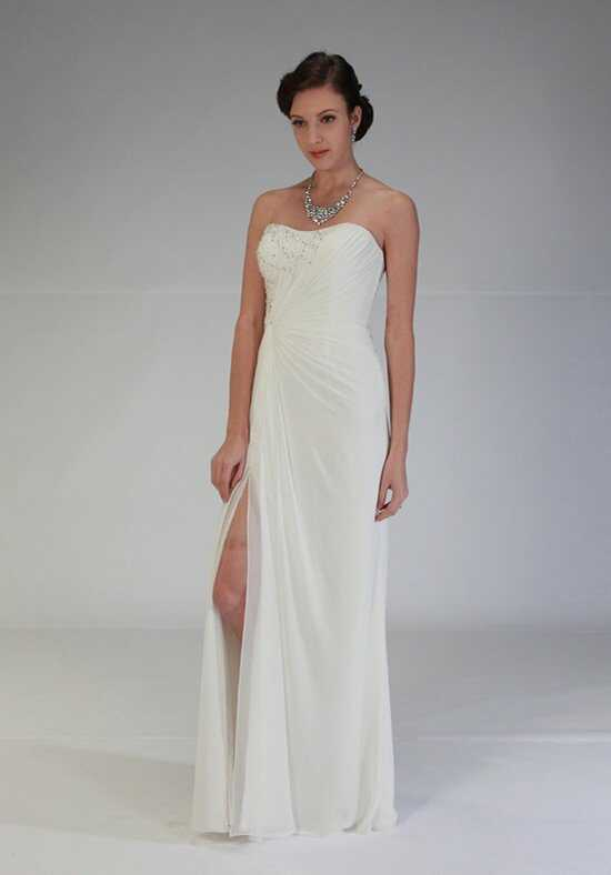 Venus Informal VN6846NT Sheath Wedding Dress