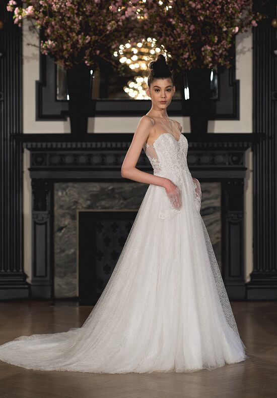 Ines Di Santo Emily A-Line Wedding Dress